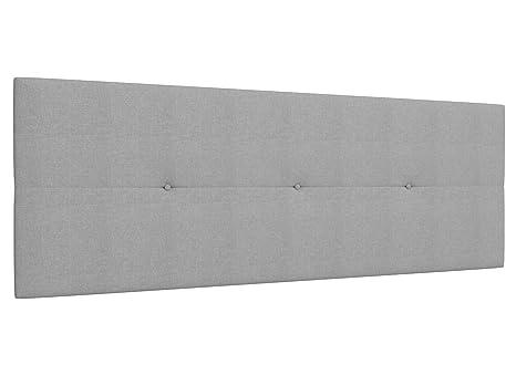LA WEB DEL COLCHON Cabecero de Cama tapizado Acolchado Camile 160 x 55 cms Apto para ...