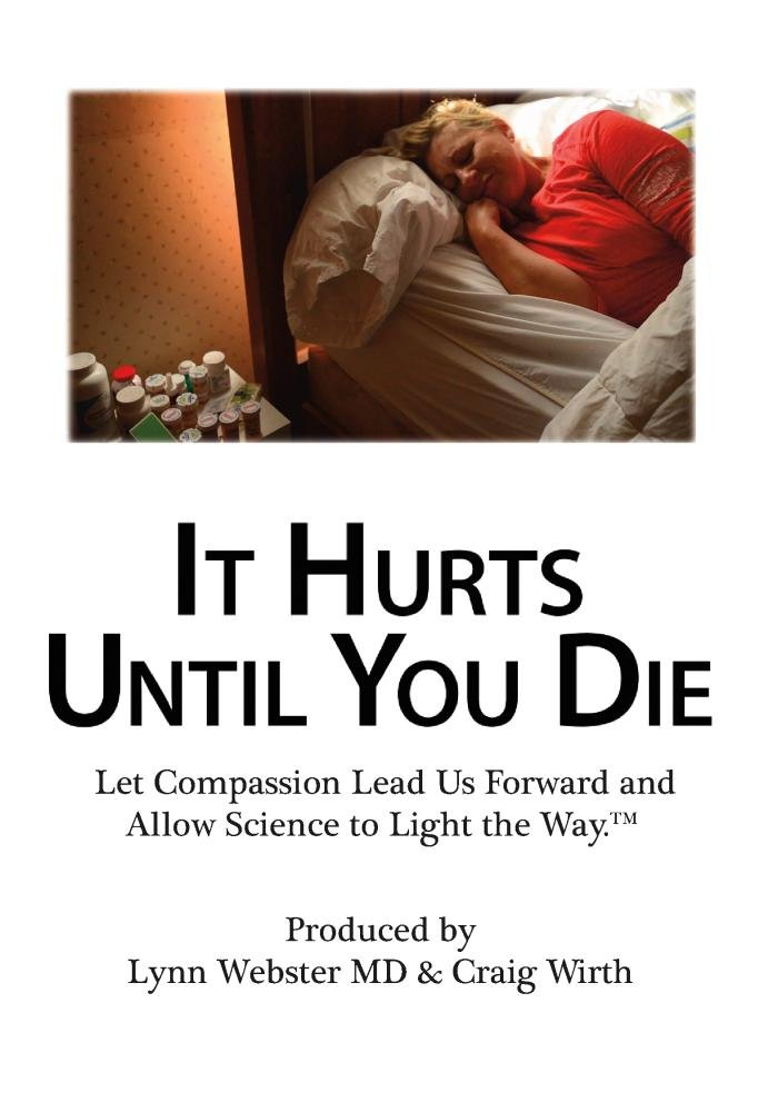 Amazon com: It Hurts Until You Die: M D  and Craig Wirth
