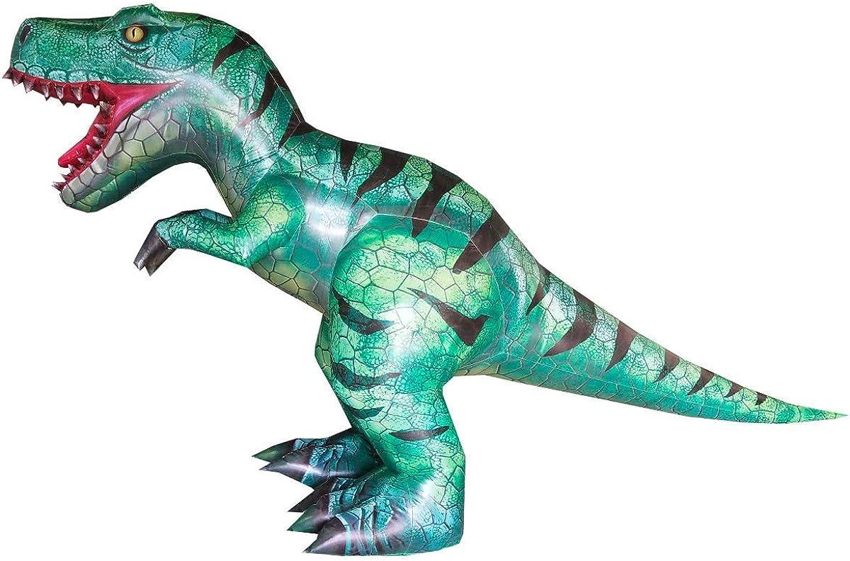 Amazon.com: T-rex - Disfraz hinchable de dinosaurio para ...