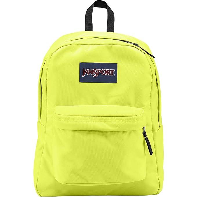 Amazon.com   JanSport Superbreak Backpack - Painted Chevron - Classic, Ultralight   Casual Daypacks