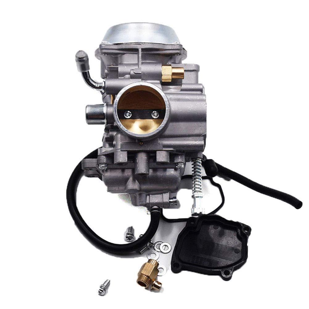 Aniro Moto Carburetor for Arctic Cat 250 300 Carb 2x4 4x4 2001 2002 2003 2004 2005 Red Green