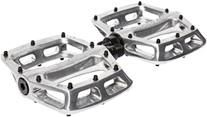 "DMR V8 Classic Pedals 9//16/"" Alloy Platform Black"