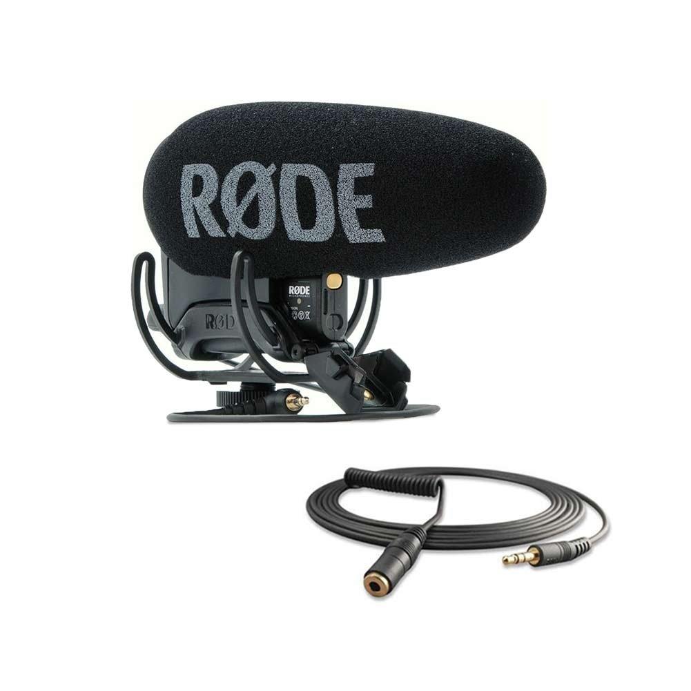 Rode Videomic Pro-R + - Micrófono de condensador de escop...