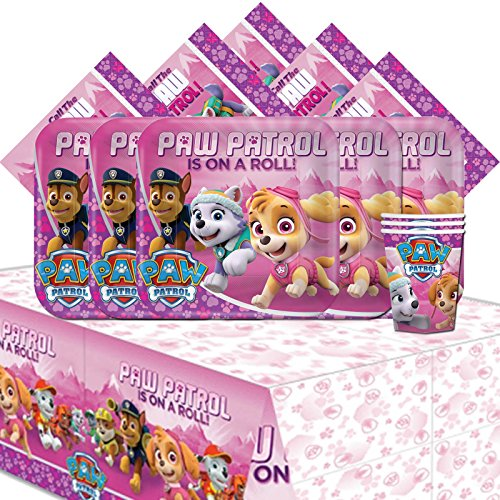 Kids Birthday Party Tableware - 3