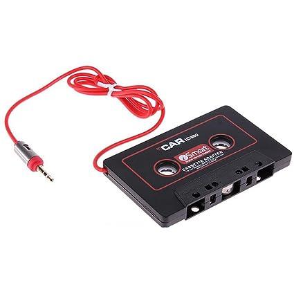 summeryoung coche adaptador de casete, escucha a tu iPod o cualquier otro dispositivo de audio