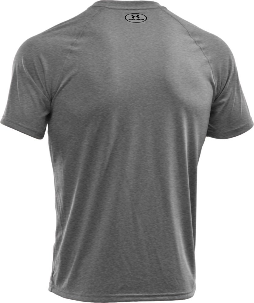 Black t shirt with white collar - Amazon Com Under Armour Men S Tech Short Sleeve T Shirt Under Armour Sports Outdoors