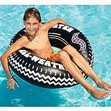 Swimline Monster Tire Ring Inflatable Pool Float