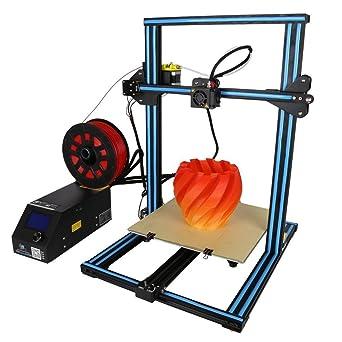 creality CR de 10s Impresora 3d con filamento Monitor Upgrade Z ...