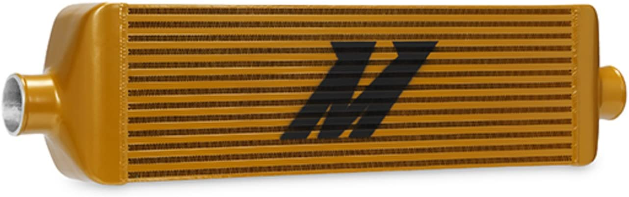 Mishimoto mmint-ujg Universal J-Line Intercooler oro