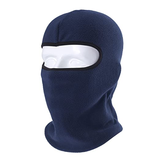 Maoko Winter Fleece Balaclava Warmer Motorcycle Face Masks for Cold Weather  - Perfect for Skiing 5a1481ee530