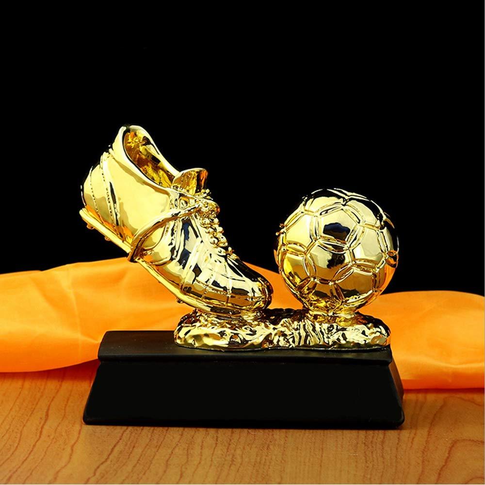 LGFB Botas de Oro del balón de fútbol balón de fútbol Trofeo de ...