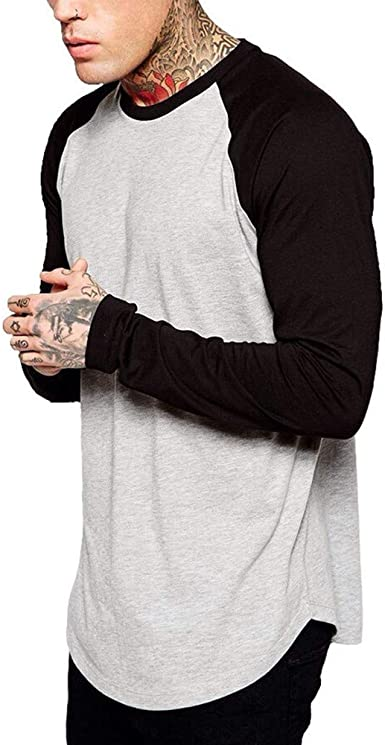 Oliviavan Camiseta para Hombre, Moda Casual Camiseta De Manga ...