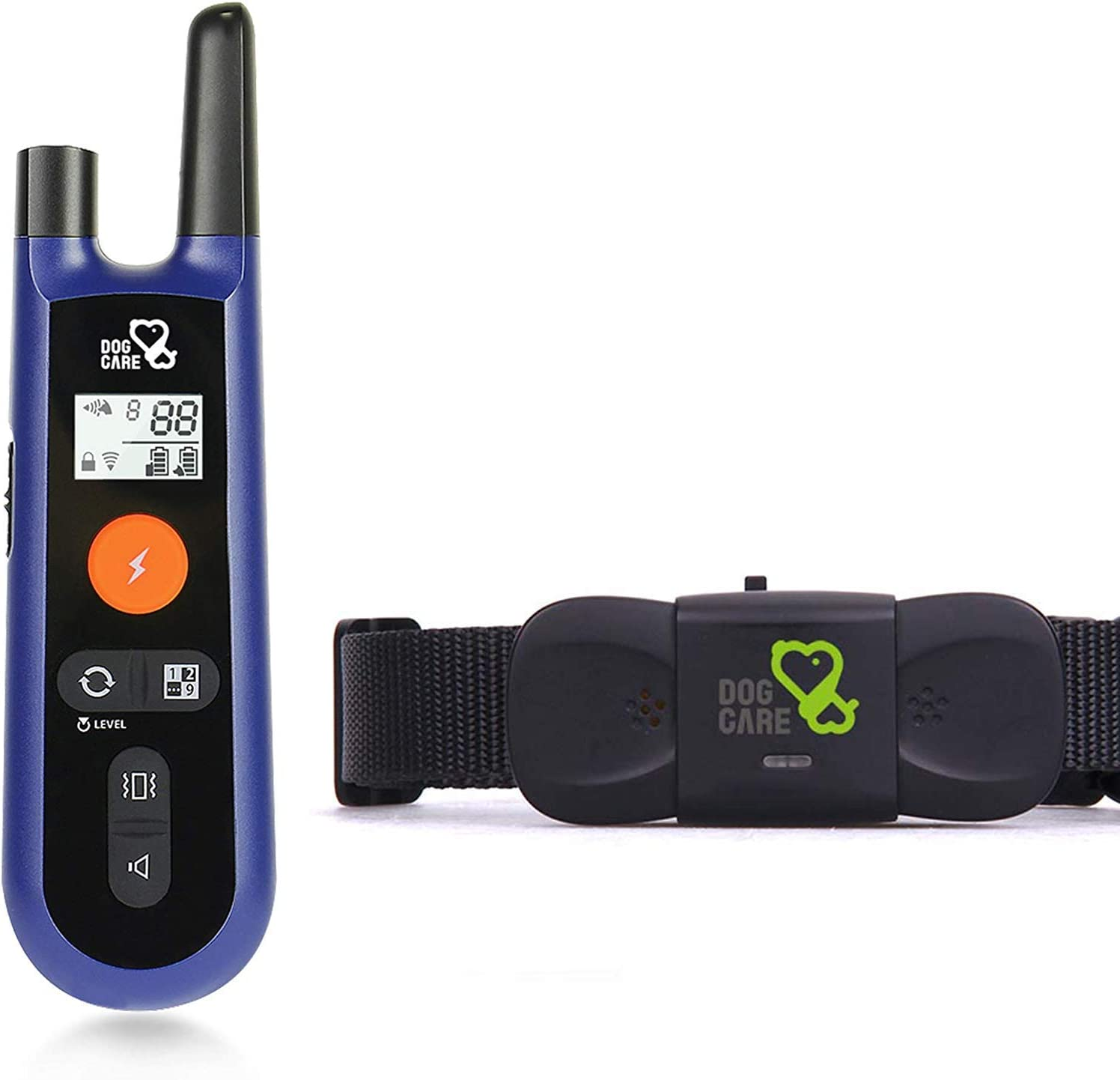 1. Dog Care Rechargeable Dog Shock Collar