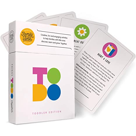 Amazon Com Todo Toddler Edition Card Games For Kids And Parents