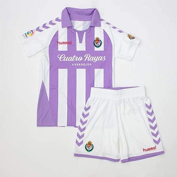 Hummel Real Valladolid CF 2018-2019 Niño 00c7f62a0fb36