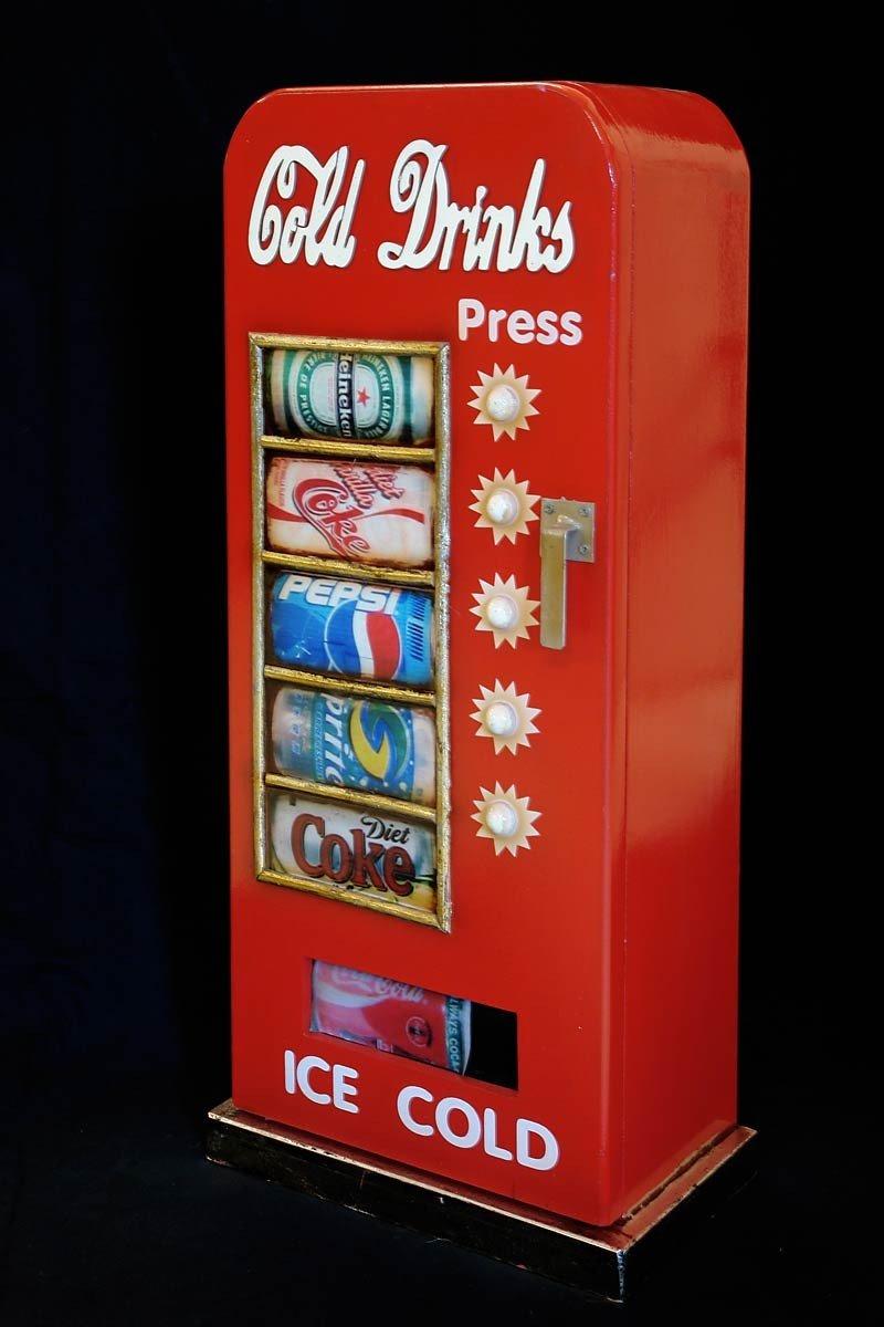 Schön Coca Cola Schrank Fotos - Die Designideen für Badezimmer ...