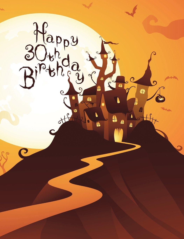 Happy 30th Birthday Discreet Internet Website Password Organizer
