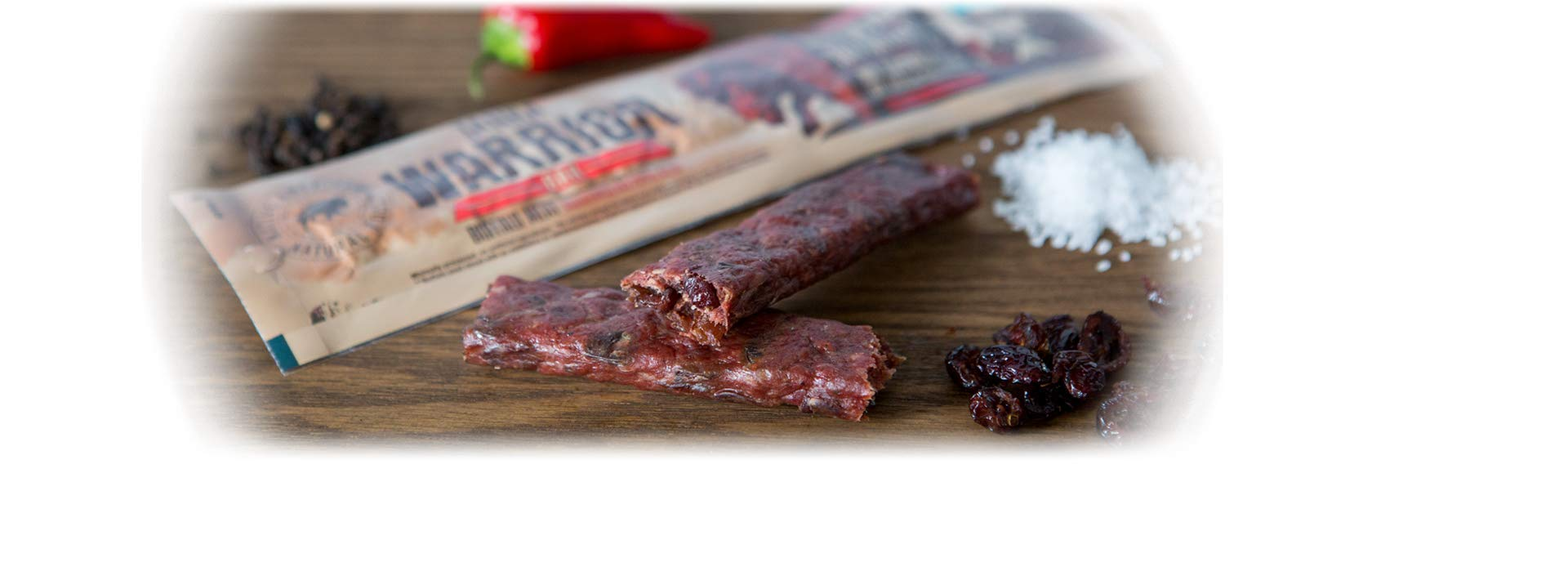 Bison Pemmican Meat Bar with Buffalo and Cranberries by Tanka, Gluten Free, Beef Jerky Alternative, Slow Smoked Original, 2 Ounce Bar, Pack of 12 by Tanka (Image #5)