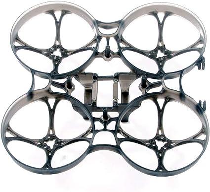 HAPPYMODEL Mobula7 V3 Frame 75mm 2s Whoop Frame Upgrade Spare Part for Mobula 7 HD FPV Racing Drone Quadcopter