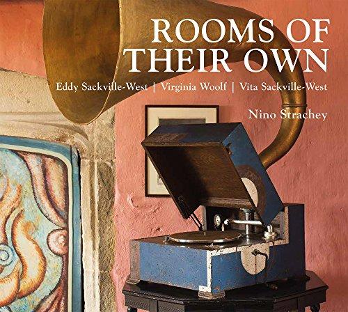 Free Rooms of Their Own: Eddy Sackville-West, Virginia Woolf, Vita Sackville-West<br />[E.P.U.B]