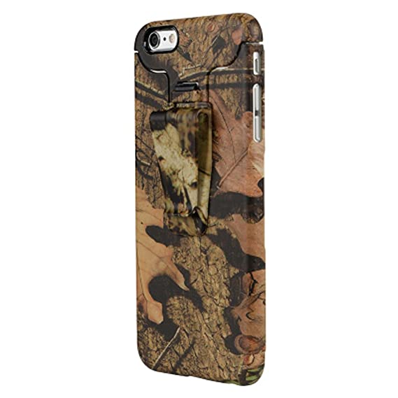 huge discount d4fbb dfa8c Nite Ize Connect Case for iPhone 6 - Retail Packaging - Mossy Oak