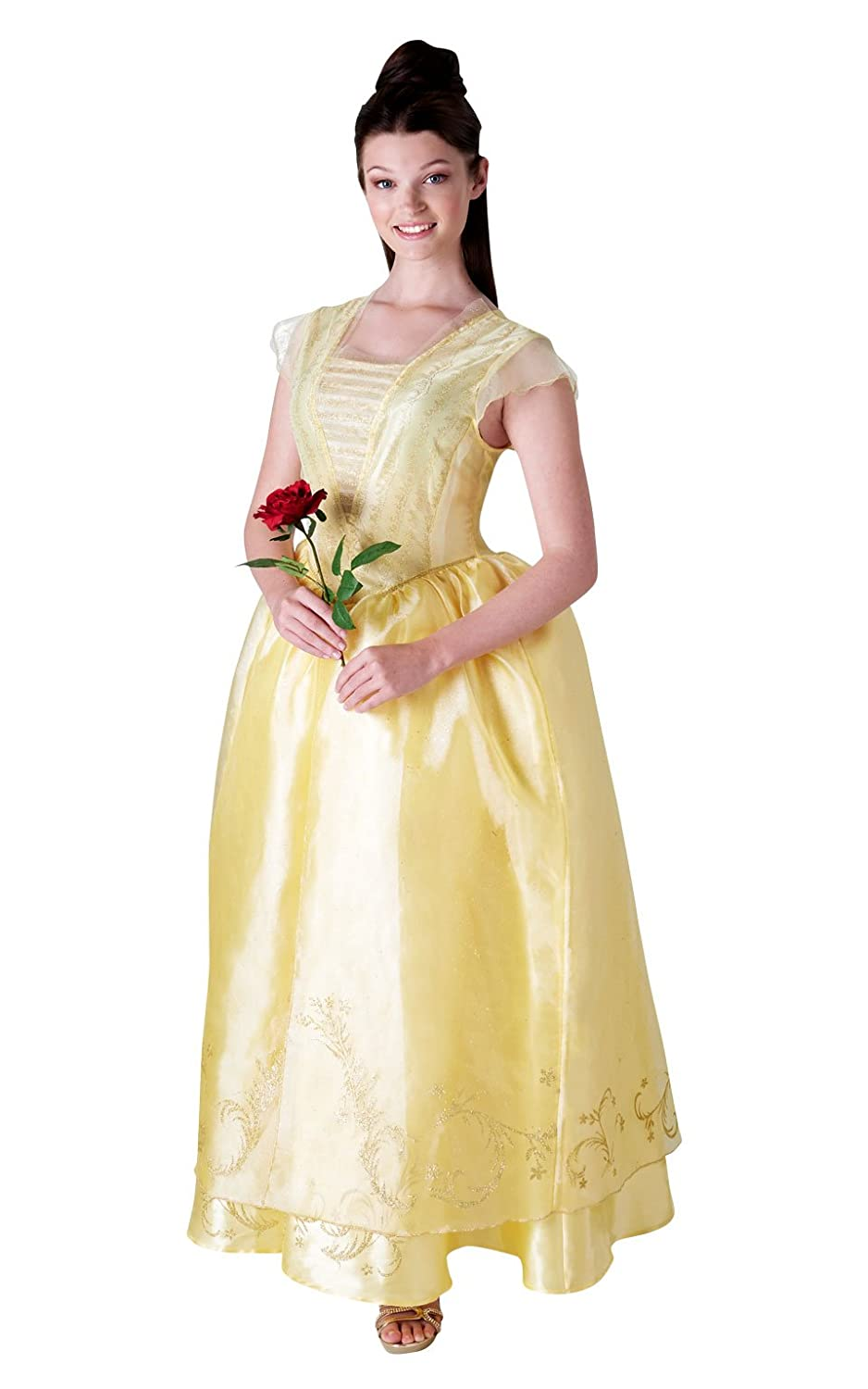 Rubies Official Disney Belle Beauty And The Beast Movie Adult