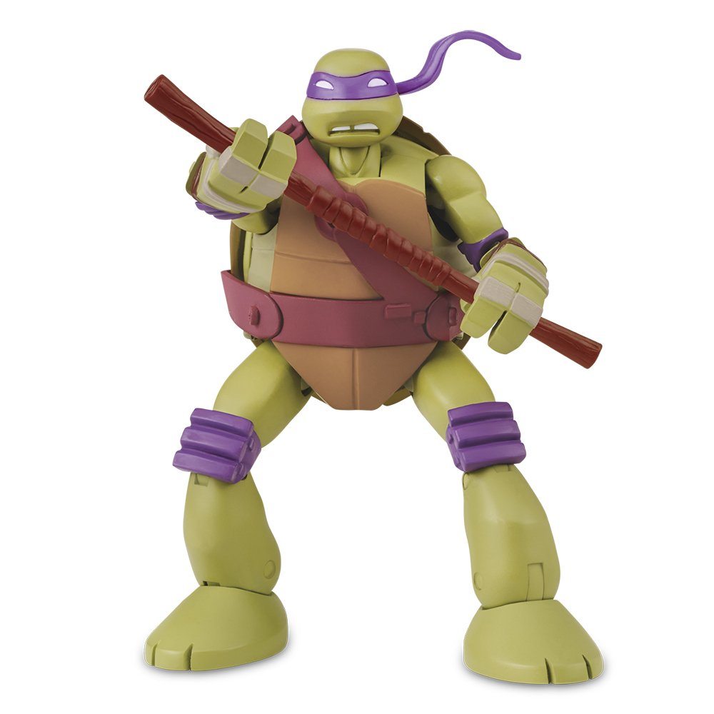 Tortugas Ninja - Figura Donatello (Giochi Preziosi 91520 ...