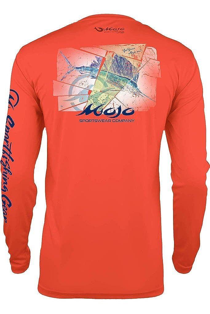 Mojo Sportswear Company Shattered Sailfish Wireman X
