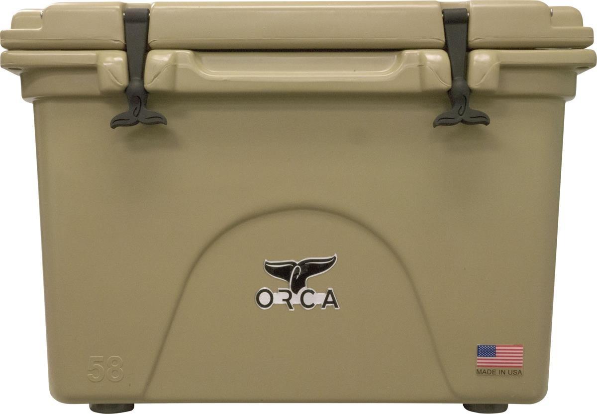 ORCA Cooler, Tan, 58-Quart