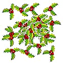Fityle 約50個 手縫い クリスマス風 縫製ボタン 木製ボタン DIY装飾品 ギフト 子供服 おもちゃ 人形 手作り用品 全4種選べ - 葉 24x33x2mmの商品画像