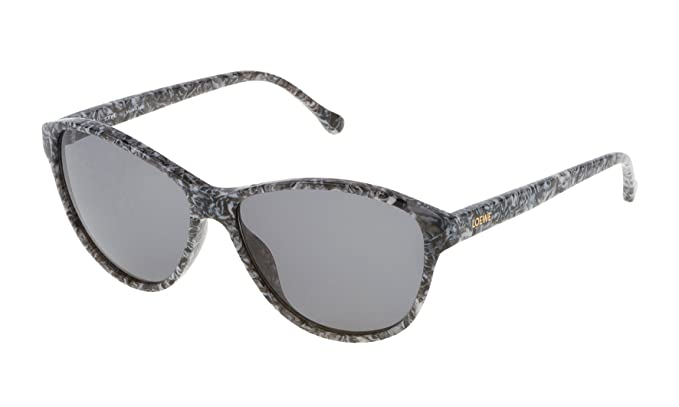 Loewe SLW931M5709AY Gafas de sol, Grey Stone Effect, 57 para ...