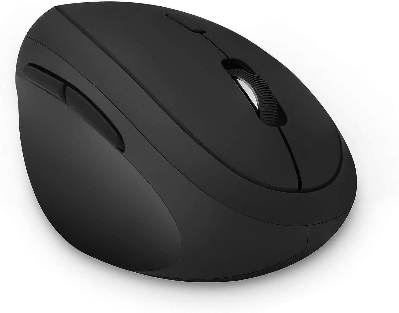 Jelly Comb Ergonomische Maus Für Linkshänder Kabellose Computer Zubehör