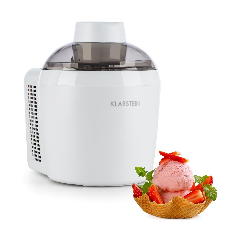 Klarstein • Schneeflöckchen • Heladera • Prepara helados batidos smoothies o gelatinas