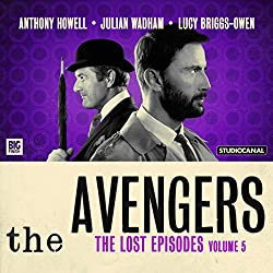 The Avengers - The Lost Episodes, Volume 5