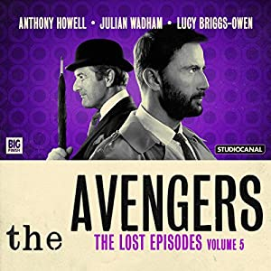 The Avengers - The Lost Episodes, Volume 5 Radio/TV Program