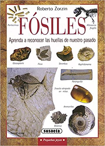 Fosiles por Susaeta Ediciones S A