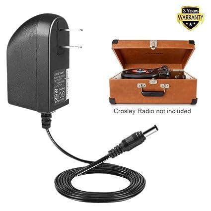 TFDirect - Cable de alimentación de Repuesto para Reproductor de ...