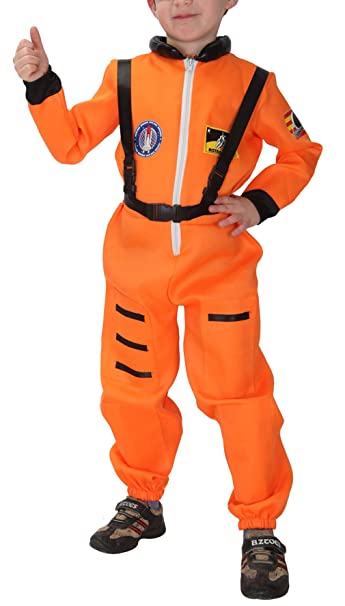 Amazon.com: Kids traje de astronauta Role Play Boys Pilot ...