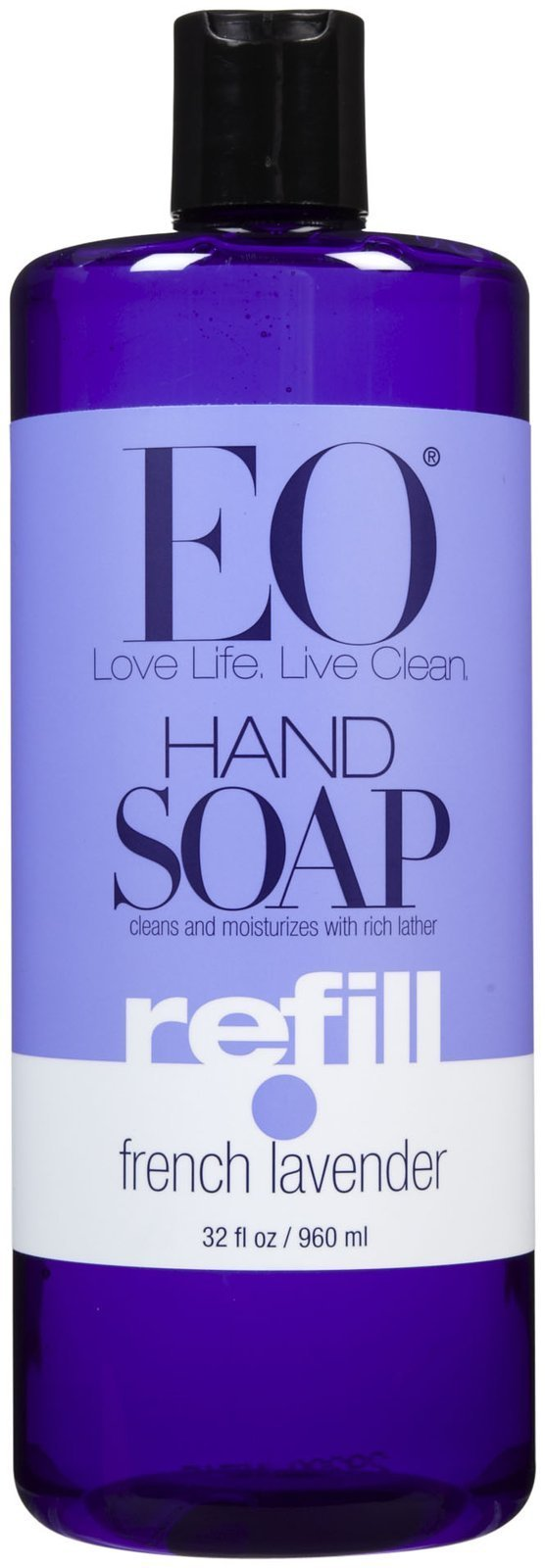 Liquid Hand Soap Refill-French Lavender-32, oz.