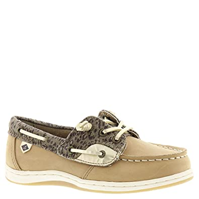 c2793e53d50 Image Unavailable. Image not available for. Color  Sperry Top-Sider Infant  Toddler Girls  Songfish Junior Boat Shoe ...