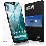 Google Pixel 3 XL Screen Protector, TopACE Google Pixel 3 XL Tempered Glass 9H Hardness [Case Friendly][Anti-Scratch][Bubble Free] for Google Pixel 3 XL (2 Pack)