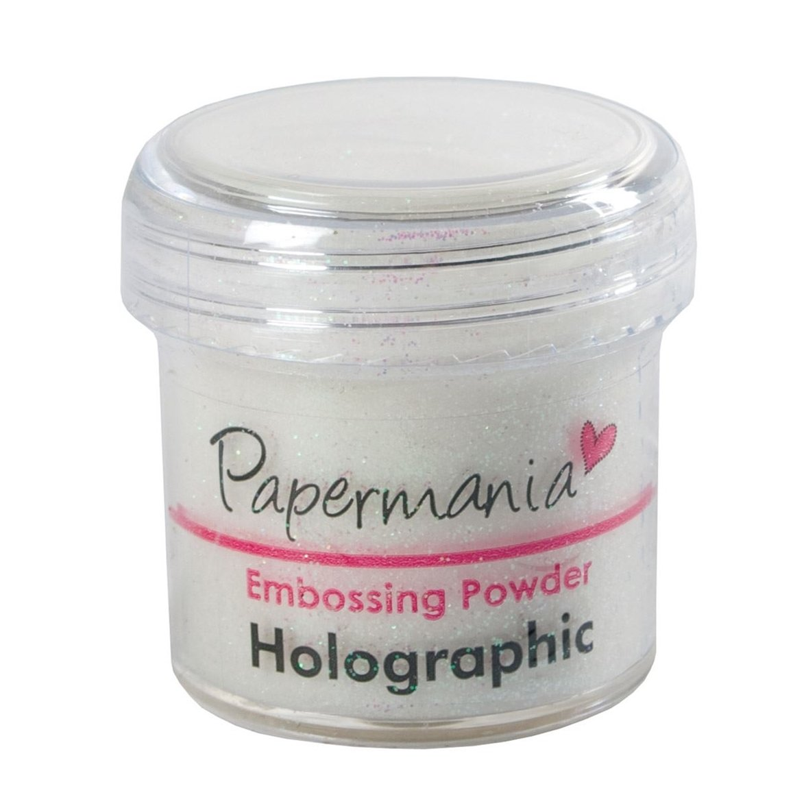 Docrafts 1 oz Embossing Powder, Holographic PMA 4021002