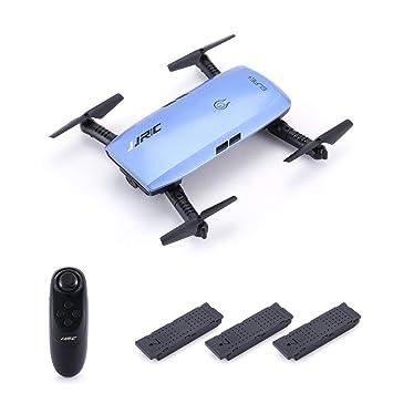 Mazur JJR / C H47 Elfie WiFi FPV Drone con 720p HD Altitude Hold ...