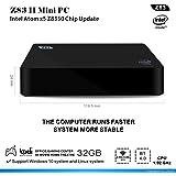 Z83-II Mini PC windows 10 Intel Atom x5-Z8350 Processor 2M Cache,1.92 GHz Intel HD Graphics 400 RAM2GB ROM32GB Wi-Fi IEEE 802.11a/b/g/n 2.4/5G BT 4.0 HDMIポートx1USB3. 0ポートx1 USB2.0ポートx2