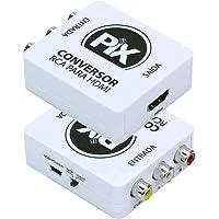 Conversor de Vídeo - RCA Para HDMI