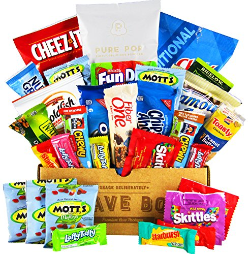 Classic CraveBox Count Assortment Chocolate