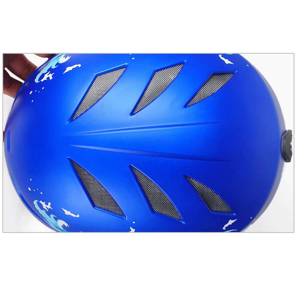 Feiyu Kinder Skihelm Jungen Mädchen Snow Snowboard Sport Outdoor Outdoor Outdoor Ausrüstung Kopfschutzhelm S3-6 Jahre Alt, M6-10 Jahre Alt B07JM4LN7W Skihelme Elegant und feierlich 10948b