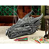 Smoking Dragon Gothic Incense Burner