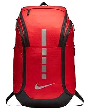 12ad6d32b4 Nike Hoops Elite Pro Sac à Dos université Rouge/Noir/MTLC Gris Froid ...