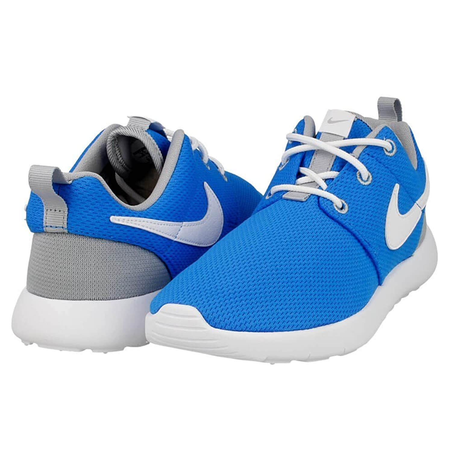 mngkf Nike - Roshe One PS - Color: Blue-Grey - Size: 2.0: Amazon.co.uk